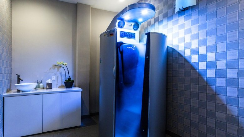 1 Cryotherapy Session and 1 Spa Pass