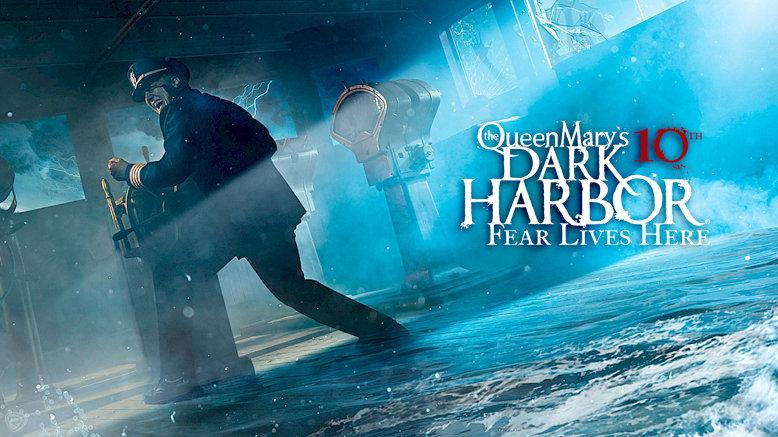 Thursday or Sunday GA to Queen Mary's Dark Harbor