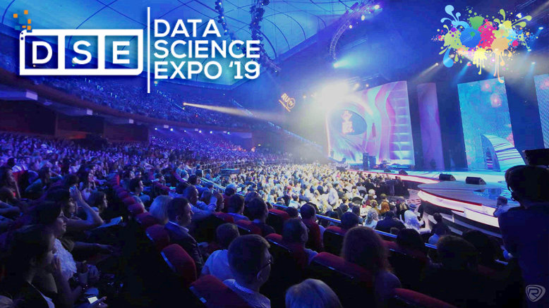 1 All Day GA Ticket to Data Science Expo