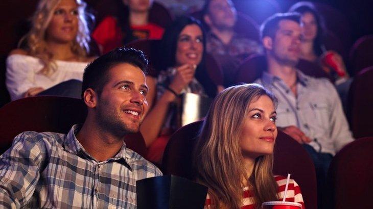 Clinton Street Theater: 2 Tickets PLUS 2 medium popcorn