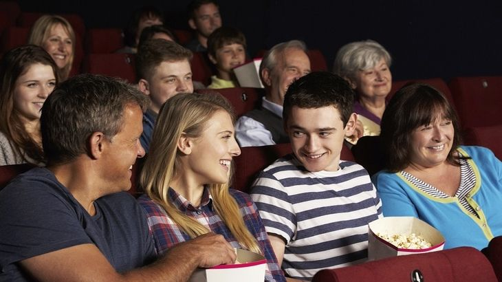 2 Movies Tickets at West End Cinema