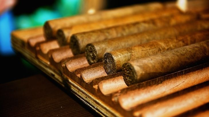 Beginner Scotch & Cigar Tasting