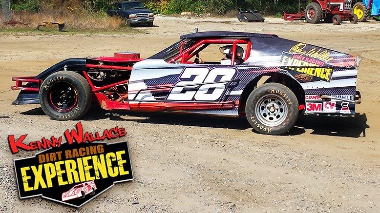 5-Lap Taste The Dirt Racing Package