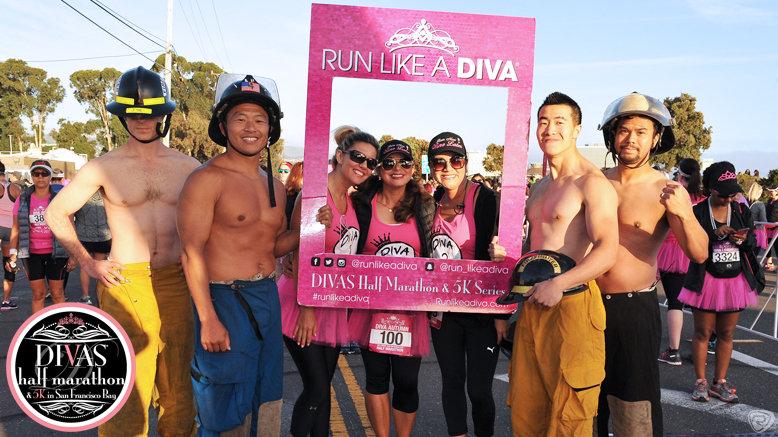 1 Entry to Divas Half Marathon