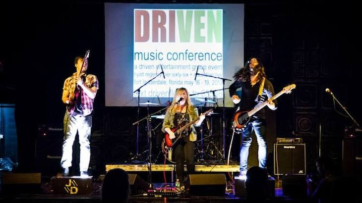 Two Tickets to the Driven Music Conference in Atlanta