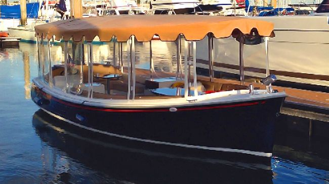 90-Minute Boat Charter Through Mission Bay with a USCG Captain