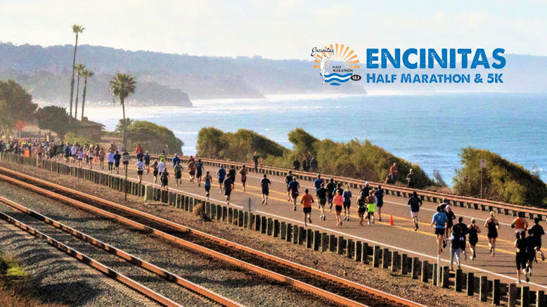 1 Entry to Encinitas Half Marathon