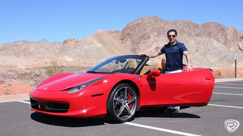 Exotic Car Driving Experience Las Vegas Discount