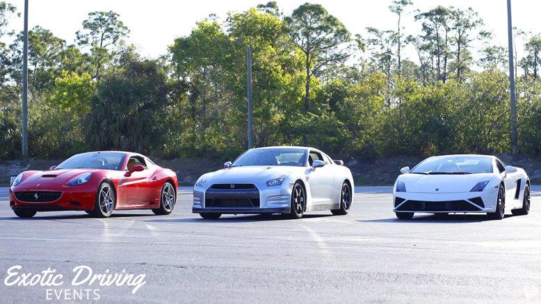 3-Lap Autocross Experience