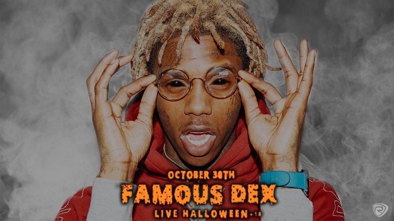 1 GA to Famous Dex Halloween