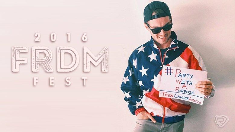 1 General Admission to FRDM Fest