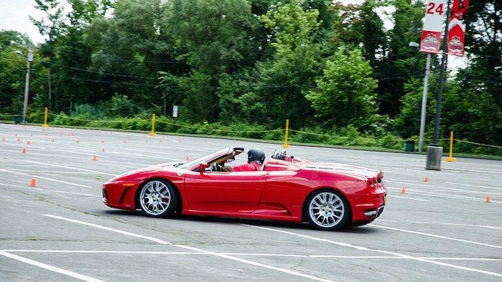 Ferrari or Lamborghini Driving Experience