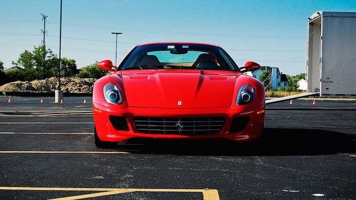 3X Laps Lamborghini/Ferrari Driving Experience