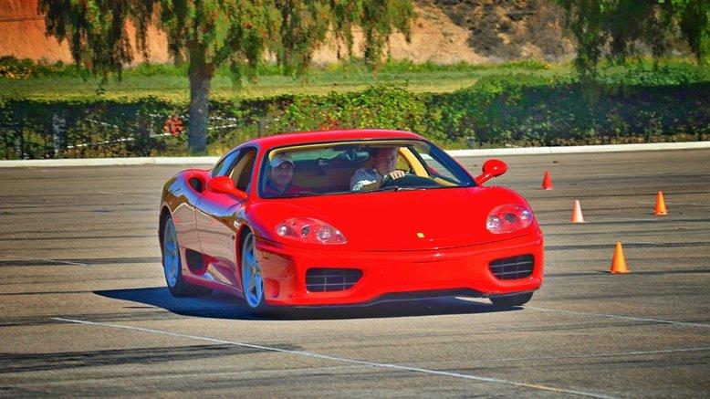 5-Lap Ferrari Driving Experience
