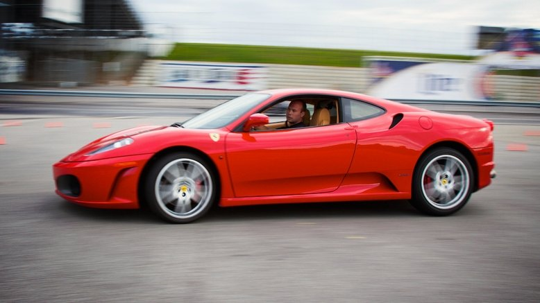 3-Lap Autocross in a Ferrari 360 or Lamborghini Gallardo