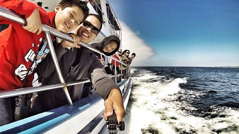 3/4 Day Catalina or Coastal Fishing Trip for 1 Junior