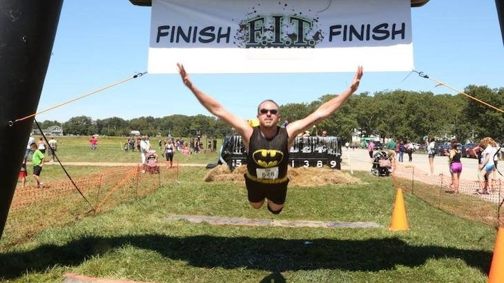One Entry to the FIT Challenge 5K Mud Run