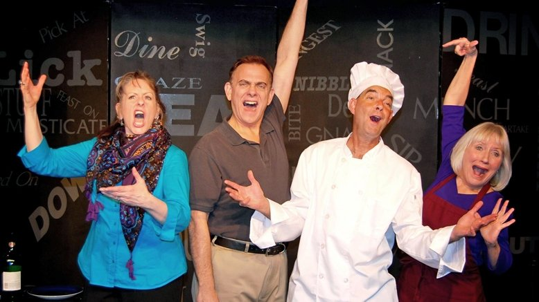 Admission For One to Foodies! The Musical
