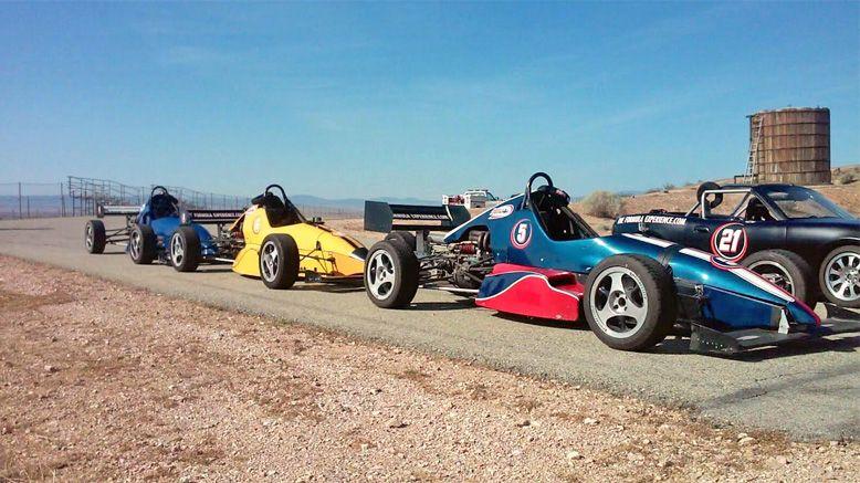 5-Lap Taste of Racing Driving Experience