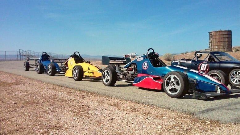 5-Lap Taste of Racing Experience