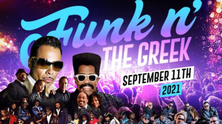 Funk N The Greek Featuring Morris Day