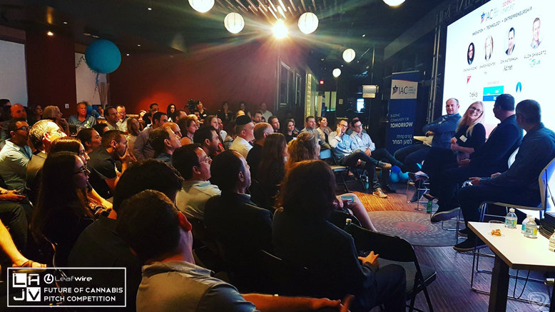 Future of Cannabis Pitch Competition GA Ticket