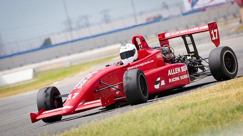 20-Lap Formula Racing Experience