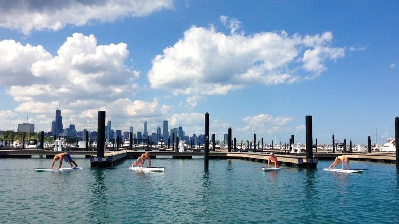 A Paddleboard Rental For Two Hours