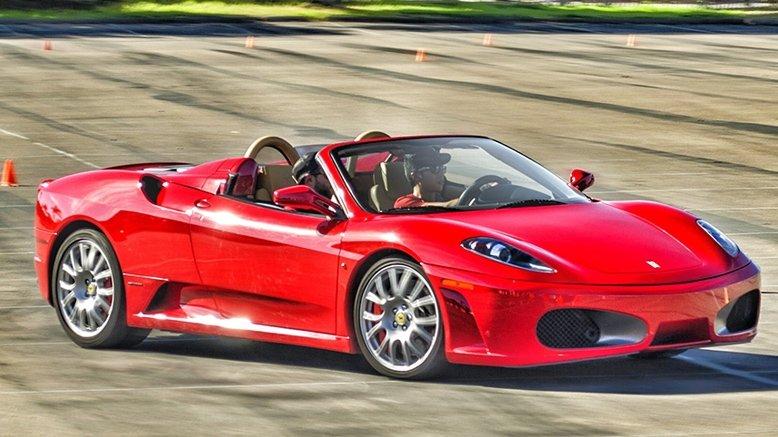 ... 3 Lap Ferrari Driving Experience ...