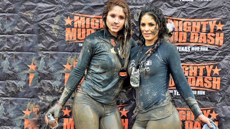1 Sunday Mighty Mud Dash Entry
