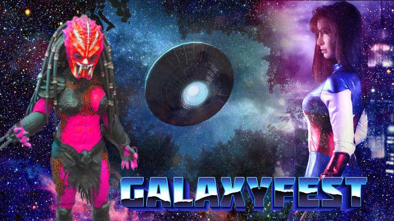 GalaxyFest Weekend Pass