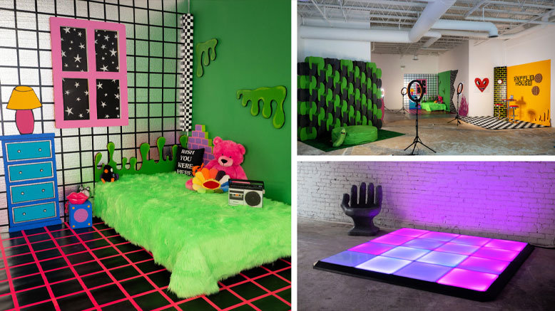1 General Admission to Diffrnt Gallery