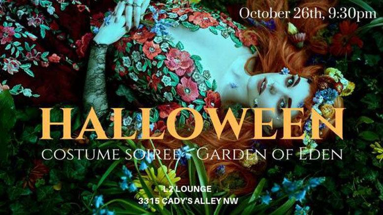 1 GA to Halloween Costume Soiree
