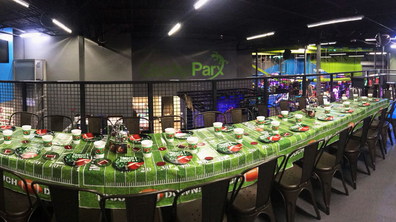 1 Ultimate Package to Gecko Parx