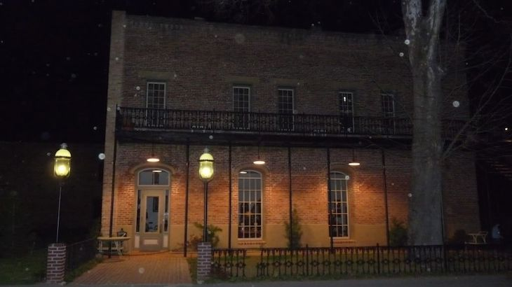 Texas Ghost Walking Tour for Two