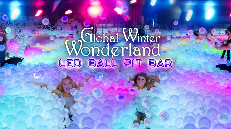 Admission for 1 to BallZ! & GA to Global Winter Wonderland