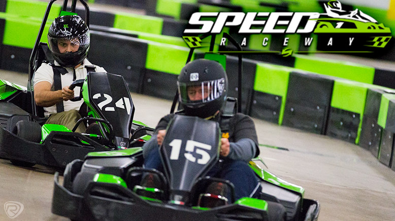 14-Lap Racing Session and Annual Race Pass for 2 (Valid Monday - Friday)