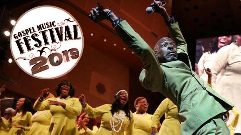 2 GA Tickets to Houston Gospel Fest