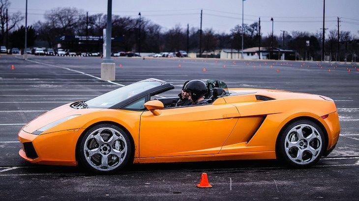 3-Lap Driving Experience in a Ferrari F430 or Lamborghini Gallardo