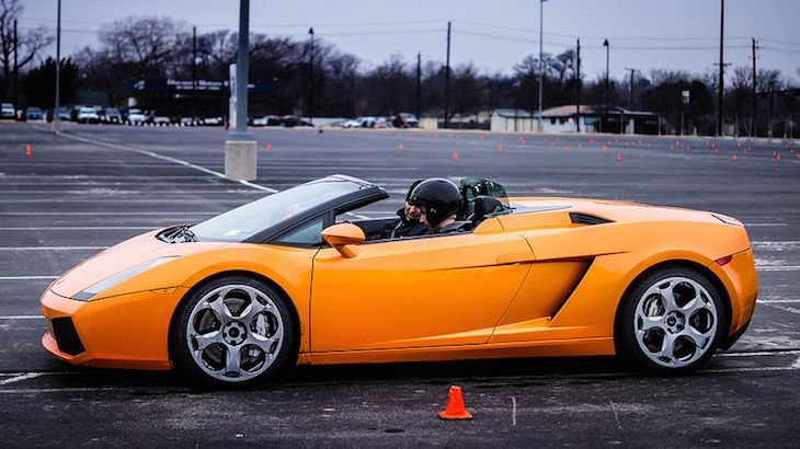 3-Lap Exotic Driving Experience