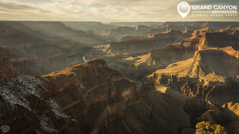 Grand Canyon South Rim Luxury Bus Tour