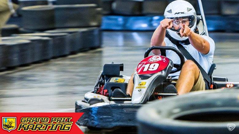 Go Karts Columbus >> Grand Prix Karting Columbus Oh 46 Discount Rush49