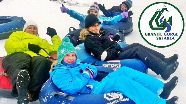 2-Hour Snow Tubing Pass for 1