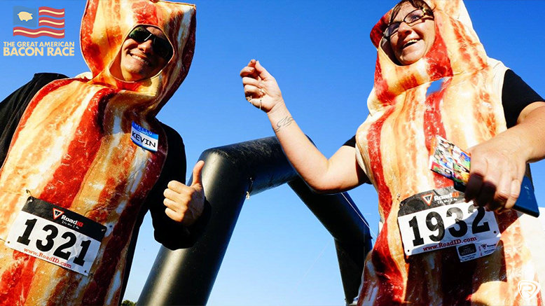 Admission to The Great American Bacon Race: Orlando, April 28