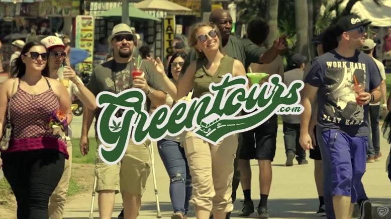 Hollywood Cannabis Tour for 1
