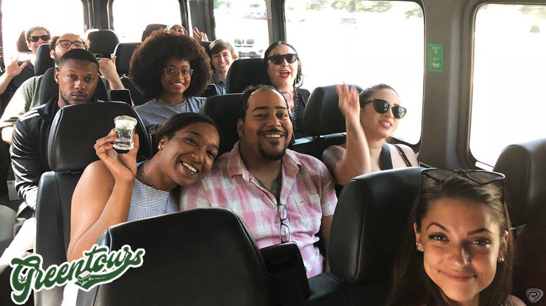 420 Experience 3.5-Hour Bus Tour for 1 Person