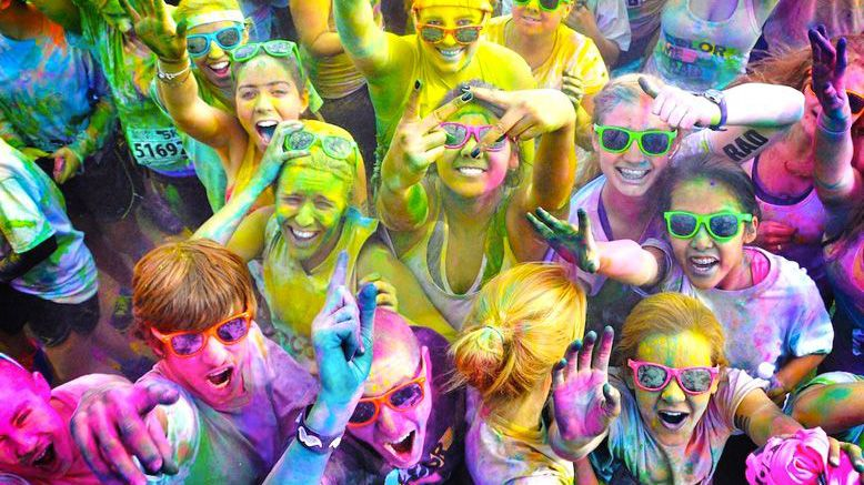 Individual Admission to Color Me Rad 5K