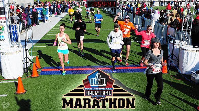 1 Entry to Hall of Fame Full Marathon