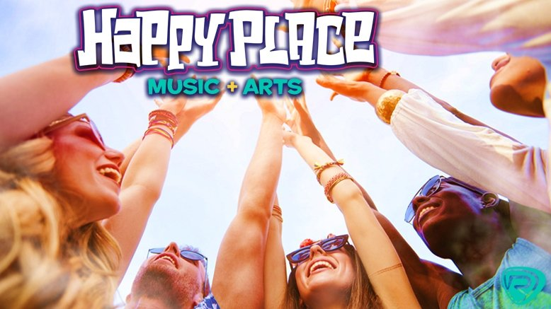 Happy Place Festival Pass for Saturday