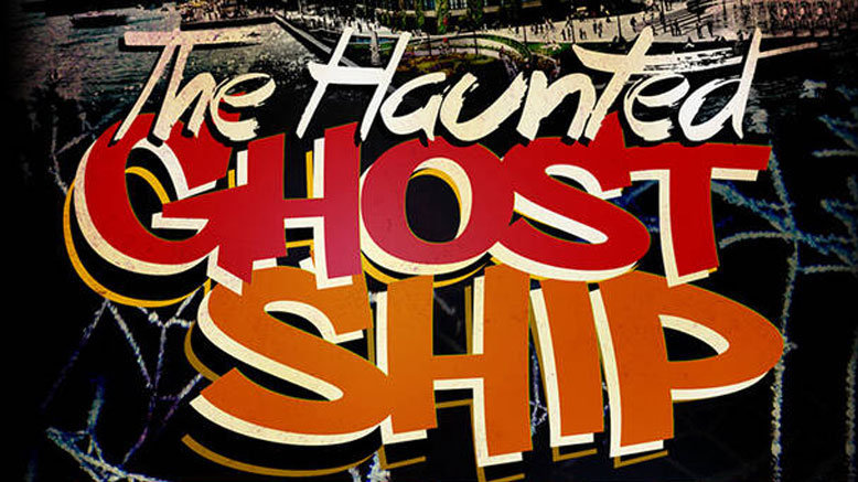 GA for 1 to The Haunted Ghost Ship